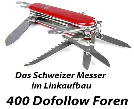 Dofollow Linkliste
